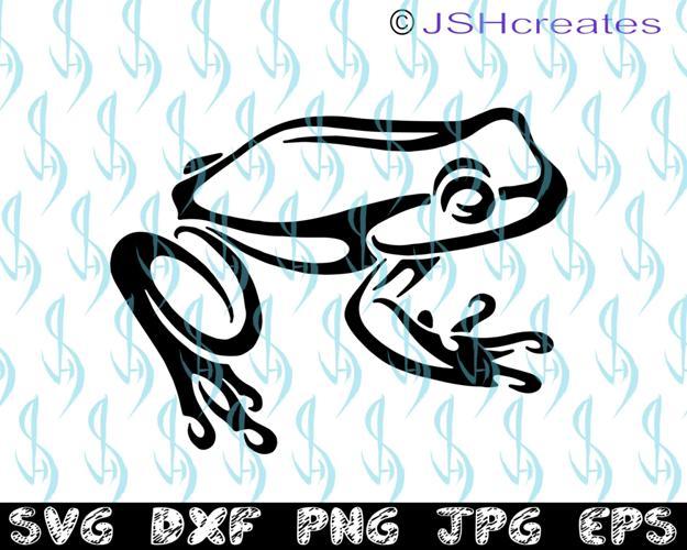 6bf6ab7c2 Frog SVG Design (Royalty Free) - JSHcreates
